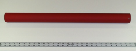 Shanklin Red Rubber Drive Roller